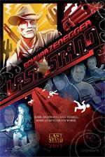 Poster The Last Stand - L'ultima sfida  n. 1