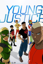 Poster Young Justice  n. 0