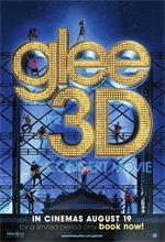 Poster Glee 3D Concert Movie  n. 1