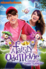 Poster A Fairly Odd Movie: Grow Up, Timmy Turner!  n. 0