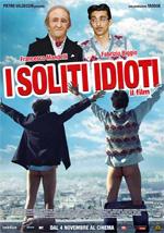 Poster I soliti idioti  n. 0