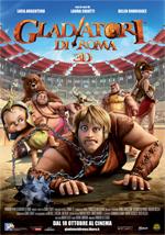 Locandina Gladiatori di Roma 3D