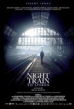 Poster Treno di notte per Lisbona  n. 1