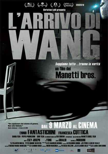 Risultati immagini per l'arrivo di wang