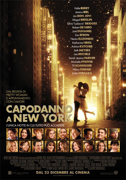 Trailer Capodanno a New York