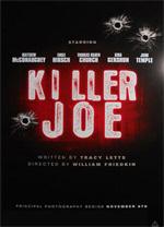 Poster Killer Joe  n. 3