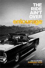 Poster Entourage  n. 1