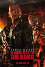 Poster Die Hard - Un buon giorno per morire  n. 1