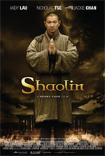 Trailer Shaolin - La leggenda dei monaci guerrieri