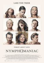 Poster Nymphomaniac - Volume 1  n. 0