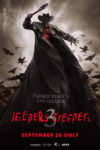 Trailer Jeepers Creepers 3