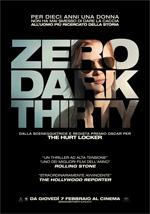 Poster Zero Dark Thirty  n. 0