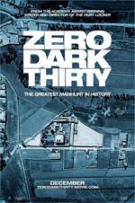 Poster Zero Dark Thirty  n. 1