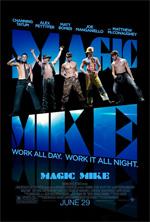 Poster Magic Mike  n. 1