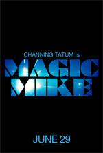 Poster Magic Mike  n. 3