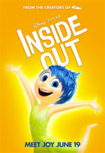 Poster Inside Out  n. 1