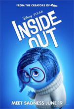 Poster Inside Out  n. 3