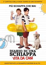 Locandina Diario di una schiappa 3 - Vita da cani