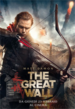 Poster The Great Wall  n. 0