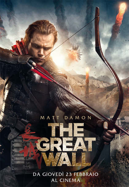 Trailer The Great Wall