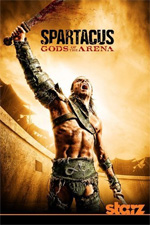 Poster Spartacus: Gods of the Arena  n. 0
