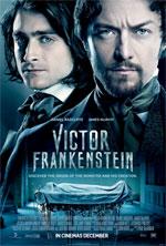 Poster Victor - La storia segreta del Dottor Frankenstein  n. 1
