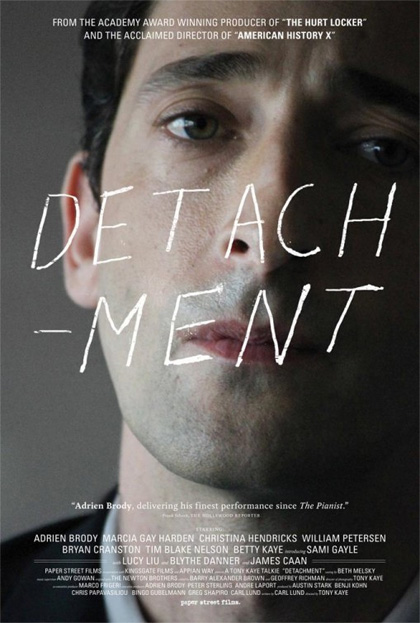 Poster Detachment - Il distacco