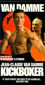 Kick Boxer l'ultimo guerriero