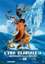 Poster L'era glaciale 4 - Continenti alla deriva  n. 0
