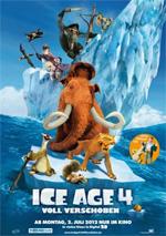 Poster L'era glaciale 4 - Continenti alla deriva  n. 2