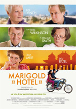 Poster Marigold Hotel  n. 0