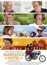 Poster Marigold Hotel  n. 1