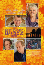 Poster Marigold Hotel  n. 2