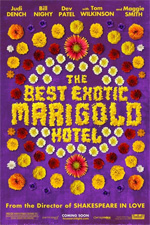 Poster Marigold Hotel  n. 3
