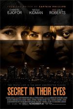 Poster Il segreto dei suoi occhi  n. 4