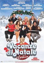 Locandina Vacanze di Natale a Cortina