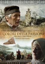 Locandina I colori della passione