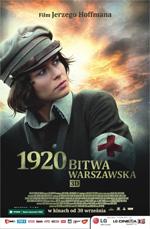 Poster 1920 Battle of Warsaw  n. 1