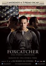 Poster Foxcatcher  n. 1