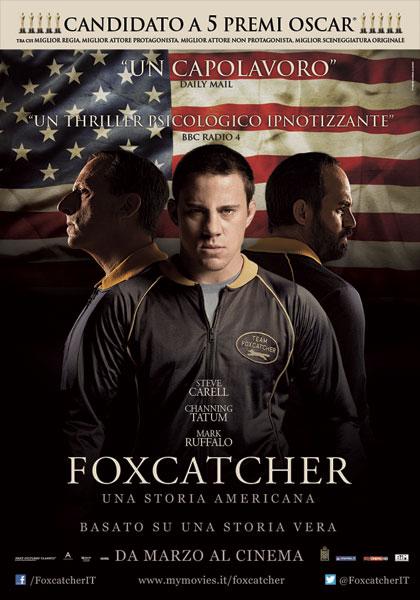 Poster Foxcatcher