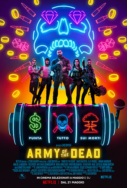 Trailer Army of the Dead