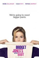 Poster Bridget Jones's Baby  n. 1