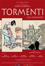 Trailer Tormenti - Film disegnato