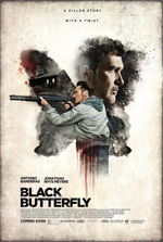 Poster Black Butterfly  n. 1