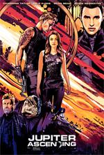 Poster Jupiter - Il destino dell'universo  n. 9