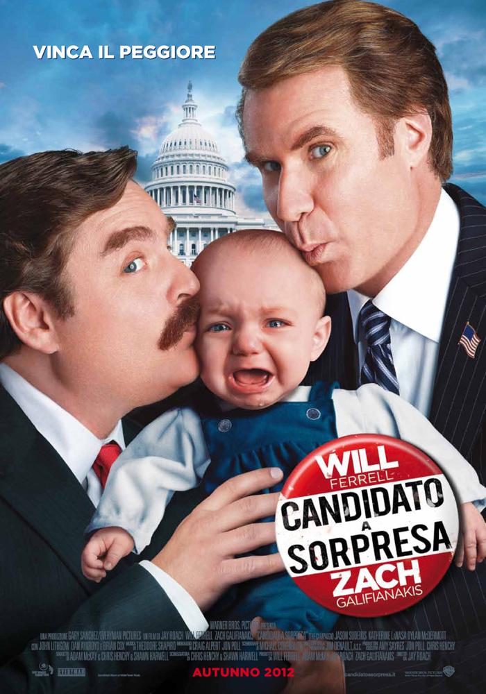 Poster 1 - Candidato a sorpresa