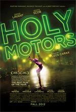 Poster Holy Motors  n. 1