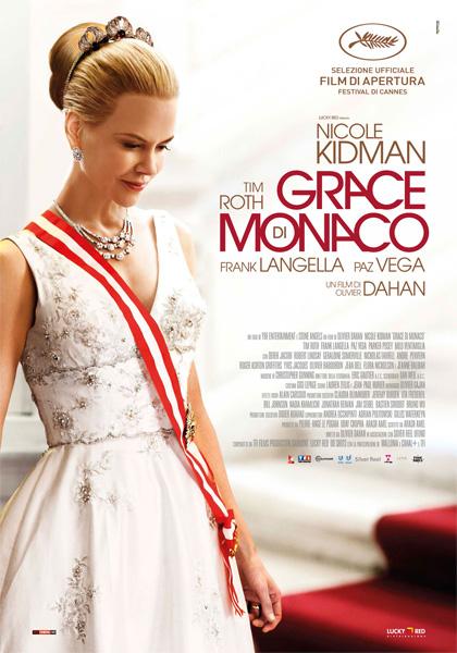 Trailer Grace di Monaco