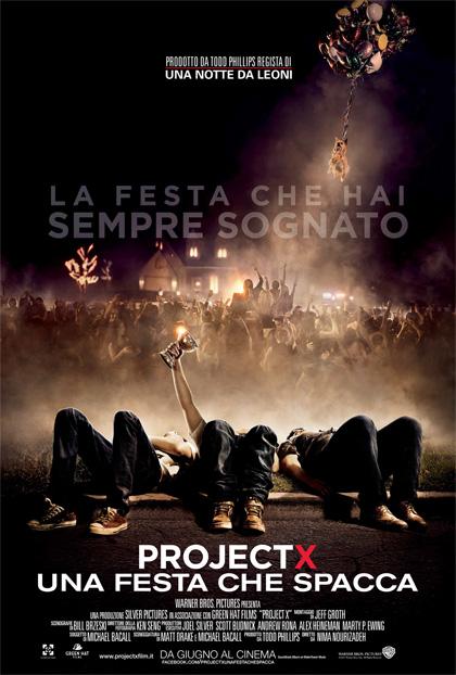 Premium Comedy Project X - Una Festa Che Spacca -