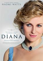 Poster Diana - La storia segreta di Lady D.  n. 1